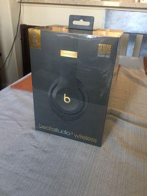 Beats Studio 3 Wireless Shadow Grey unopened for Sale in Irvine, CA