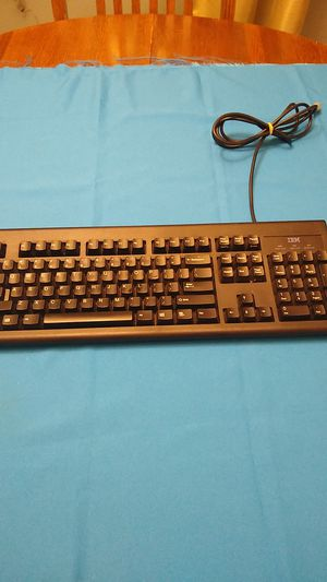 IBM Wired Computer Keyboard KB8923 for Sale in Bonney Lake, WA