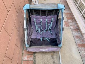 Instep double set bike trailer for kids for Sale in Seal Beach, CA