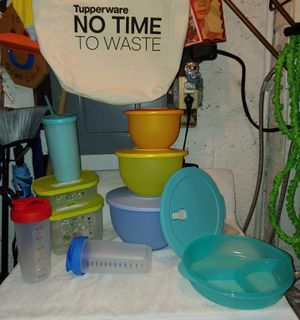 Tupperware bundle for sale for Sale in East Hartford, CT