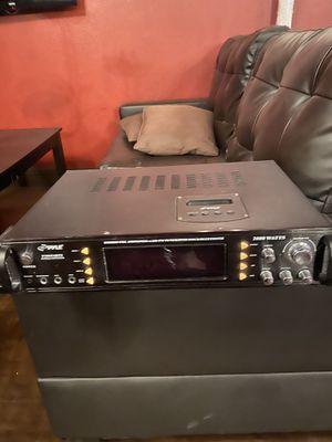 Pyle Amplifier Speaker for Sale in Las Vegas, NV