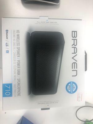 Braves HD Wireless Speaker for Sale in Quincy, IL
