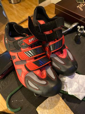 Men's specialized shoes 10 for Sale in Topanga, CA