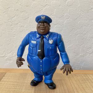 "Vintage 1990 Police Academy Mail Away ""House"" Action Figure Toy for Sale in Elizabethtown, PA"