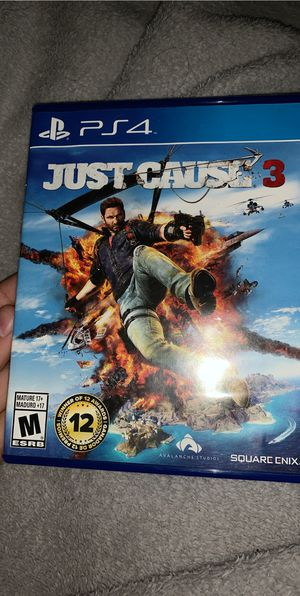 Just cause 3 ps4 NEW for Sale in New York, NY