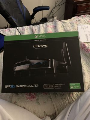Router designed for gaming for Sale in Watertown, CT