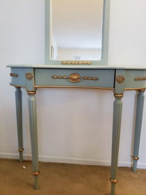 ShabbyChic entry way table or console for Sale in Hacienda Heights, CA