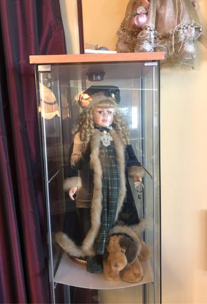Antique collectible doll for Sale in Somerville, NJ