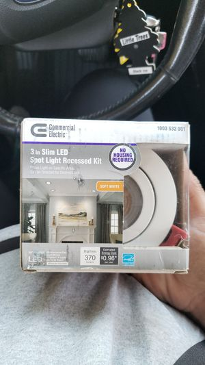 3in spot light recessed for Sale in Los Angeles, CA