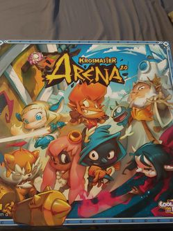 Krosmaster Arena 2.0 Boardgame for Sale in Copperas Cove,  TX