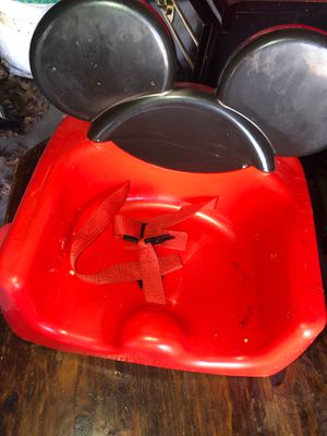 Mickey Mouse Booster Seat for Sale in Murfreesboro, TN