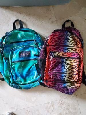 Jansport-sketcher backpack for Sale in Fort Lauderdale, FL