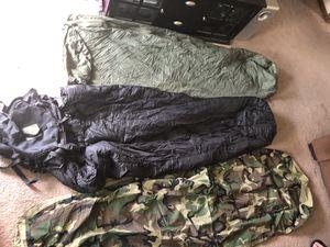 Military sleeping bag. Tennier for Sale in Chesapeake, VA