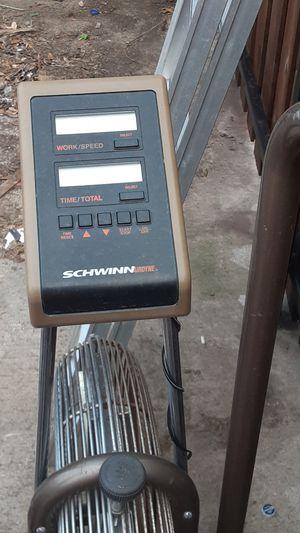 Vintage schwinnairdyne stationary bike for Sale in Dallas, TX