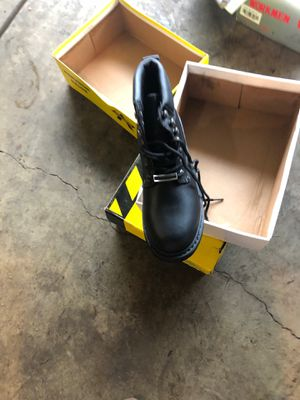 Brand new work boots for Sale in Round Lake Heights, IL