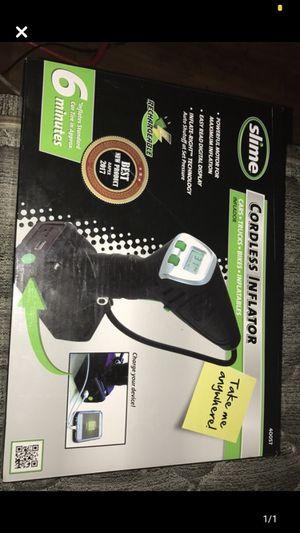 Multi purpose air pump for Sale in Grand Rapids, MI