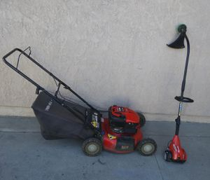 Lawn Mower & Weeder for Sale in Highland, CA