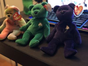 **VERY RARE BEANIE BABY** for Sale in Rockville, MD