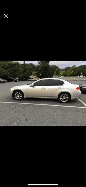 2007 g35 awd title clean for Sale in Silver Spring, MD