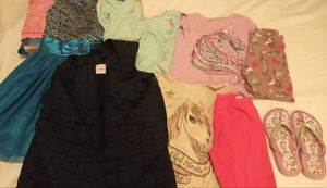 Girls size 7/8 clothing bundle for Sale in San Jose, CA