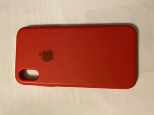 red iphone x case for Sale in Beverly, MA