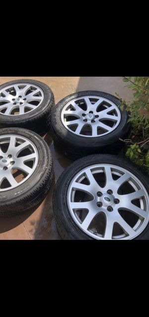 19inch ranger rover hse wheels for Sale in Los Angeles, CA