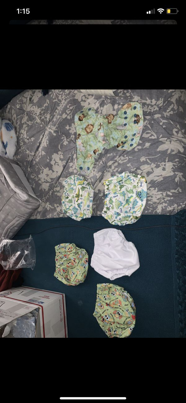 Newborn Cloth Diapers *BRAND NEW*
