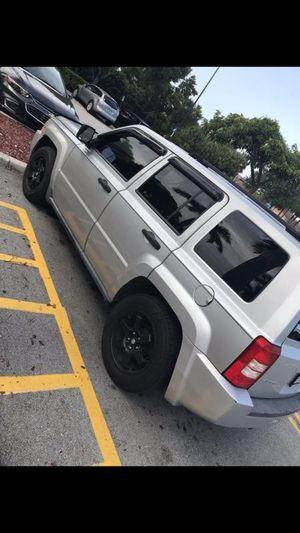Jeep Patriot 2007 for Sale in Miami, FL