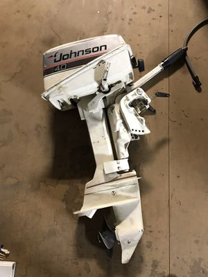 4hp outboard motor for Sale in Indianapolis, IN