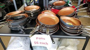 Cooking Pot and Pans per a piece for Sale in Santa Ana, CA