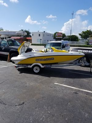 For sale or trade 2004 Seadoo Sportster needs ECU turns on but shuts off for Sale in Pembroke Park, FL