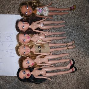 Bratz Dolls Part 1-read Below for Sale in Syracuse, NY