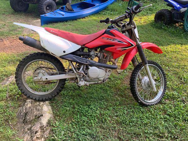 2013 honda crf80