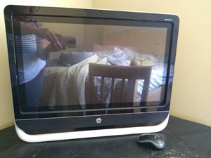 HP touch screen computer/ monitor in one! Flat screen! for Sale in Laguna Hills, CA