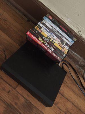 DVD player with 21 movies for Sale in Memphis, TN
