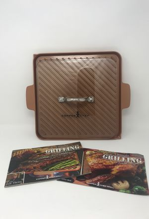 Copper Chef, Grill Top with Lid for Sale in Huntington Park, CA