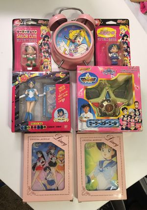 1996 BANDAI Sailor Moon Lot for Sale in Winter Springs, FL