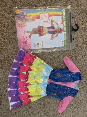 Jojo siwa 3-4t costume for Sale in Los Angeles, CA