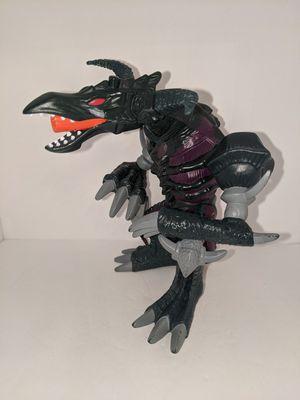 "1996 Yugioh Black Skull Dragon Action Figure 6"" Mattel Kazuki Takahashi for Sale in Tacoma, WA"