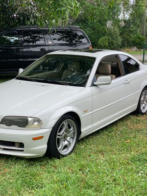 2002 BMW 325CIM sports coupe 5speed for Sale in North Miami, FL