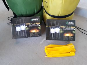 Camping package, see description for Sale in Queen Creek, AZ