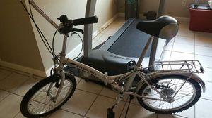 City stowaway fold up bike for Sale in Arlington, TX
