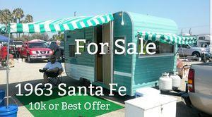 1963 Santa Fe for Sale in Pasadena, CA