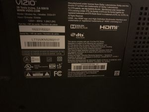 32 inch Vizio Smart Tv for Sale in College Park, MD