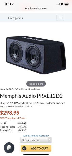 Memphis for Sale in Houston, TX
