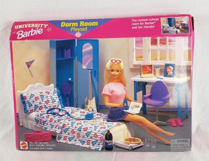 New Vintage Barbie Dorm Room Playset for Sale in Beaverton, OR
