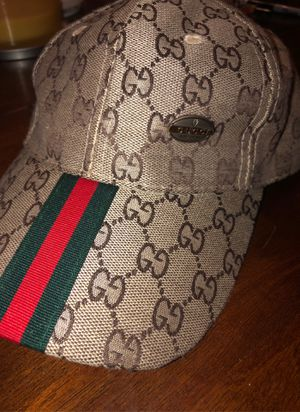 gucci hat for Sale in Bakersfield, CA