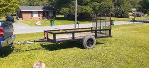 Heavy duty trailer 5×10 for Sale in Matthews, NC