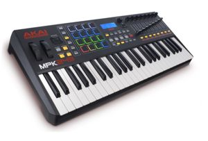 Akai 49 key semi weighted keyboard controller for Sale in Dallas, TX