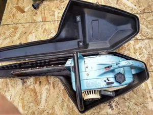 $100 firm for homelite automatic 150 chainsaw. Stored since last used, may need carb work otherwise great condition. Trade for brushless tools for Sale in San Diego, CA